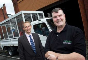 Tameside Firm Making Rubbish a Success