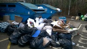 Waste Accumulation and Fly Tipping