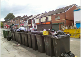 Rubbish Bins And New Fines That Councils Could Now Start To Enforce!!!!