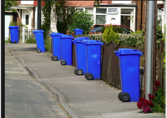 Bin Collections going Monthly