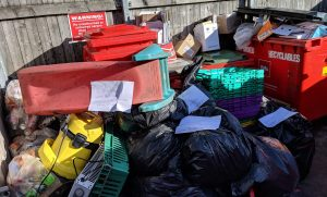 Rubbish, junk and waste