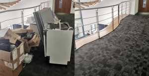 City Centre Office Clearance