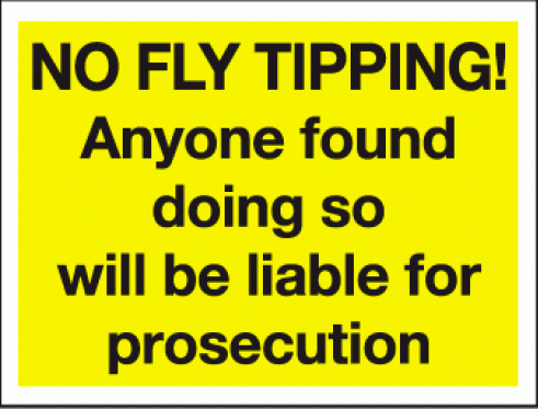 Local Fly-Tipping